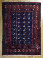 Sale 8717C - Lot 66 - Afghan Turkman 200cm x 150cm