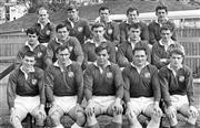 Sale 8754A - Lot 31 - British Lions Team, 1966 - 25 x 30cm