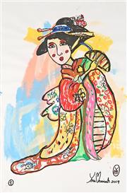 Sale 8838A - Lot 5051 - Yosi Messiah (1964 - ) - Untitled, 1 71.5 x 49cm