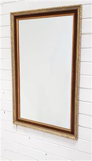 Sale 9080 - Lot 1060 - Gilt frame mirror (h86 x w50cm)