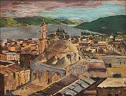 Sale 8730 - Lot 2042 - Artist Unknown (C20th) - Jerusalem 34 x 44cm