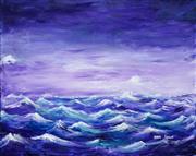 Sale 8595 - Lot 2064 - Greg Lipman (1938 - ) - The Cruel Sea 76 x 102cm