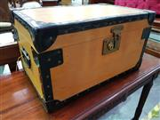 Sale 8570 - Lot 1041 - Small Wrapped Trunk