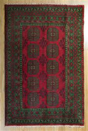 Sale 8717C - Lot 68 - Afghan Turkman 240cm x 170cm