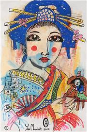 Sale 8838A - Lot 5053 - Yosi Messiah (1964 - ) - Untitled, 5 71.5 x 49cm