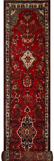 Sale 8412C - Lot 47 - Persian Hamadan 520cm x 93cm