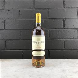 Sale 9089 - Lot 588 - 2001 Chateau de Fargues, Sauternes