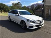 Sale 8431V - Lot 5001 - Mercedes Benz Wagon 2013 E200T...