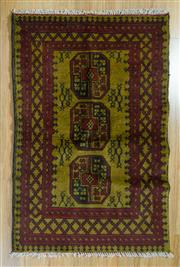 Sale 8717C - Lot 69 - Afghan Turkman 150cm x 100cm