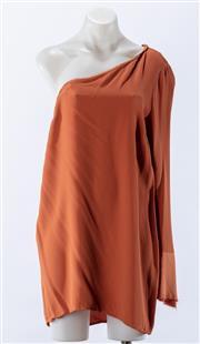 Sale 8910F - Lot 99 - Bec & Bridge Silk Shoulder Top, size Aus 12