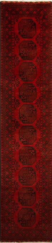 Sale 8412C - Lot 48 - Afghan Turkman 390cm x 80cm