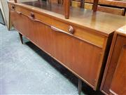 Sale 8476 - Lot 1025 - Good Elliots of Newbury Teak Sideboard