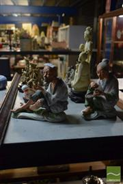 Sale 8518 - Lot 2322 - Collection of Figures incl Oriental