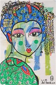 Sale 8838A - Lot 5056 - Yosi Messiah (1964 - ) - Untitled 71.5 x 49cm