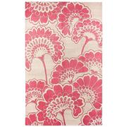 Sale 8880C - Lot 4 - Nepal Florence Broadhurst Japanese Floral Carpet, 397x282cm, Tibetan Highland Wool & Chinese Silk