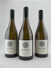 Sale 8403W - Lot 3 - 3x 2015 Greenstone Vineyards Estate Series Chardonnay, Yarra Valley