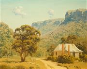Sale 8484 - Lot 586 - Graham Cox (1941 - ) - Summer at Sandy Hollow 39.5 x 49.5cm
