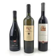 Sale 8804 - Lot 958 - 3x Mixed Wines - 1x 1999 Suckfizzle Augusta Cabernet Sauvignon, Margaret River; 1x 2001 Roche Tallawanta Semillon, Hunter Valley...