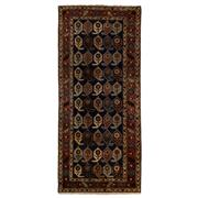 Sale 8880C - Lot 5 - Afghan Fine Boteh Revival Rug, 365x160cm, Handspun Ghazni Wool