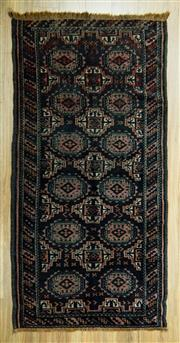 Sale 8601C - Lot 36 - Antique Persian Shiraz 193x101