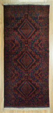 Sale 8643C - Lot 31 - Persian Baluchi 205cm x 90cm