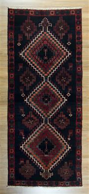 Sale 8653C - Lot 41 - Persian Shirazi 243cm x 108cm