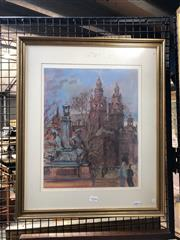 Sale 8856 - Lot 2034 - Armstrong Art + Museum Ltd edition Print 138/500