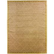 Sale 8880C - Lot 6 - Nepal Moorish Diamond Design Carpet, 250x350cm, Tibetan Highland Wool