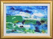 Sale 8286 - Lot 591 - Melita Denaro (1950 - ) - Untitled 36.5 x 55cm