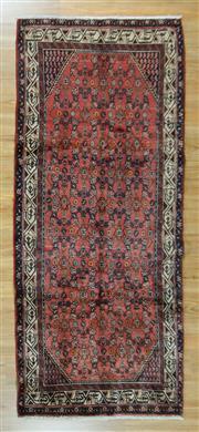 Sale 8653C - Lot 42 - Persian Hamadan 260cm x 110cm