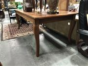 Sale 8809 - Lot 1075 - Farm House Style Dining table