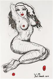 Sale 8838A - Lot 5058 - Yosi Messiah (1964 - ) - Untitled, A 71.5 x 49cm