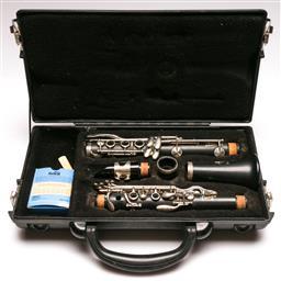 Sale 9136 - Lot 95 - A Vito by Leblanc clarinet in case
