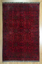 Sale 8643C - Lot 33 - Afghan Khal Mohamadi 200cm x 125cm