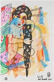 Sale 8838A - Lot 5059 - Yosi Messiah (1964 - ) - Untitled, 7 71.5 x 49cm