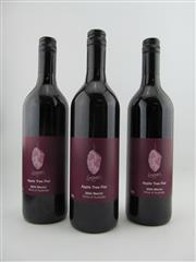 Sale 8353A - Lot 854 - 3x 2004 Logan Wines Apple Tree Flat Merlot, Mudgee