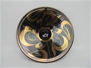 Sale 8402B - Lot 20 - Ceramic Decorated Plate