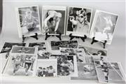 Sale 8479A - Lot 11 - Australian Judo competitor Stewart Brain, Glen Townsend Water polo, and other photographs