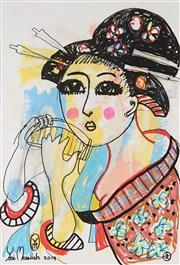 Sale 8838A - Lot 5060 - Yosi Messiah (1964 - ) - Untitled, 2 71.5 x 49cm