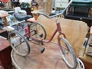 Sale 8822 - Lot 1195 - Vintage Kids Trike