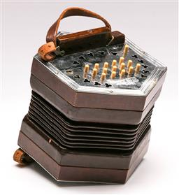Sale 9136 - Lot 94 - Small Mayfair hand organ