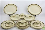 Sale 8490 - Lot 367 - Wedgwood Dinner/Tea Service Incl Plates Cups And Tray