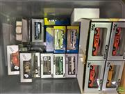 Sale 8559A - Lot 64 - Box of Trax Model Cars, boxed