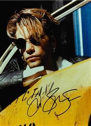 Sale 8635A - Lot 5063 - Jon Bon Jovi