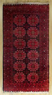 Sale 8700C - Lot 48 - Afgahn Qunduzi 205cm x 105cm