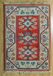 Sale 8717C - Lot 76 - Persian Kashan 120cm x 85cm