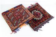 Sale 8905S - Lot 662 - Two Persian kilim cushion covers