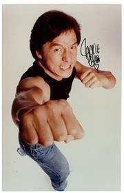 Sale 8555A - Lot 5091 - Jackie Chan