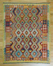 Sale 8643C - Lot 36 - Persian Kilim Chobi 200cm x 150cm