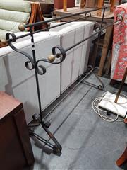 Sale 8863 - Lot 1077 - Metal Towel Rail